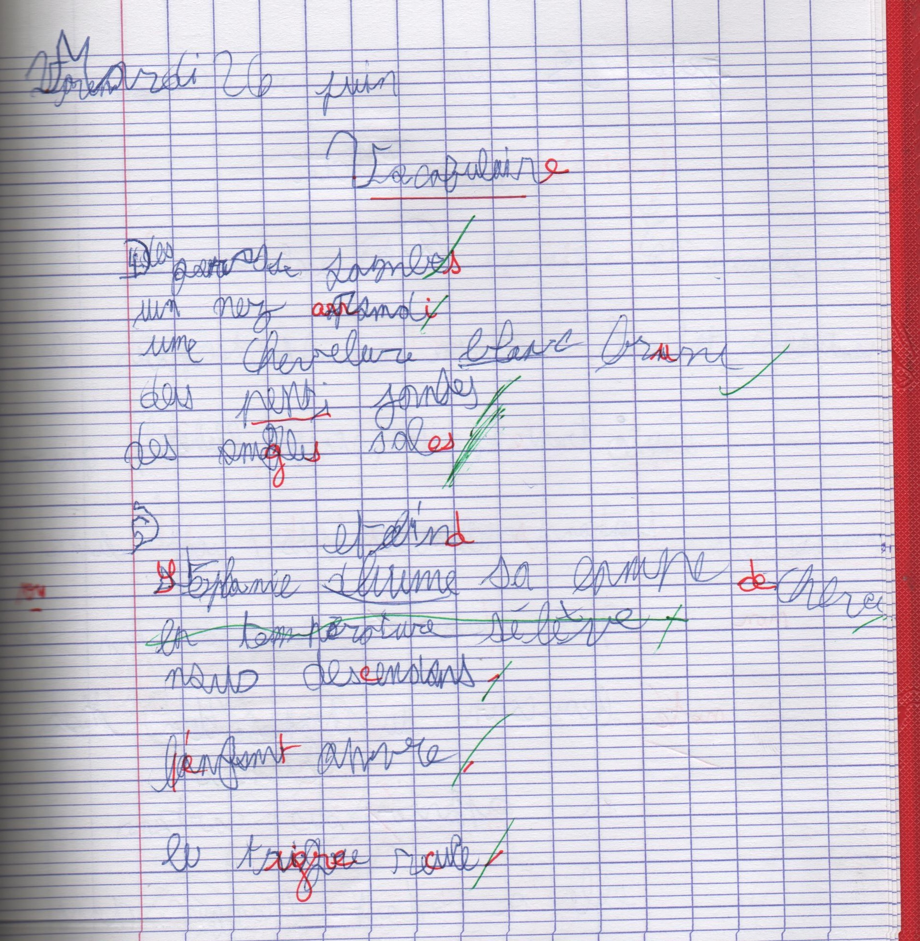 Sdp troubles neurovisuels et dys dysgraphie dysorthographie - Ecrire en miroir ...
