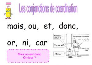 les-conjonctions-de-coordination-2-300x212 image mentale dans Grammaire