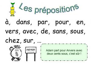 les-prepositions-2-300x211 nature des mots dans Images mentales