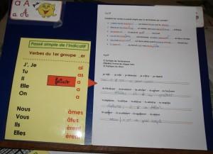 Conjugaison : les verbes à encoches dans Conjugaison passe-simple-blog-300x217