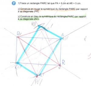 Construction géométrie