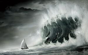 calme tempête