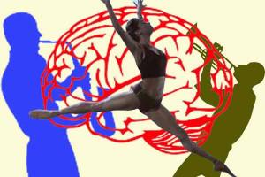 danse et cerveau